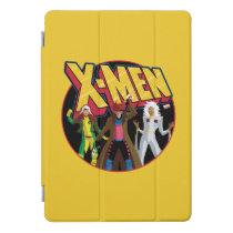 Classic X-Men   Rogue, Gambit, & Storm Icon iPad Pro Cover