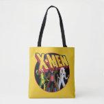 Classic X-Men   Rogue, Gambit, & Storm Icon Tote Bag