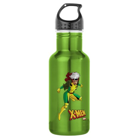 Classic X-Men | Rogue Ready For Battle Stainless Steel Water Bottle