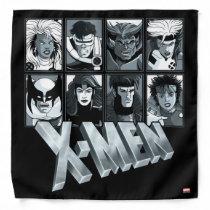 Classic X-Men | Silver Team Roster Bandana