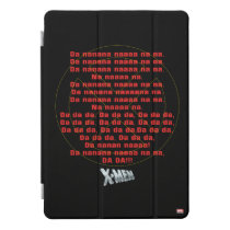 Classic X-Men | Theme Song Graphic iPad Pro Cover