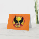 """Classic X-Men   Wolverine """"Best At What I Do, Bub"""" Card"""