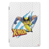 Classic X-Men | Wolverine Slash Pattern iPad Pro Cover