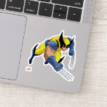 Classic X-Men   Wolverine With Claws Out Sticker