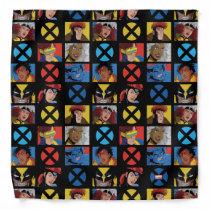 Classic X-Men | X-Men Hero Character Grid Bandana