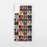 Classic X-Men   X-Men Villain Character Grid Speck iPhone X Case