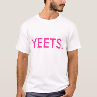 Classic Yeet (Breast Cancer) T-Shirt