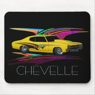 Classic yellow mouse pads