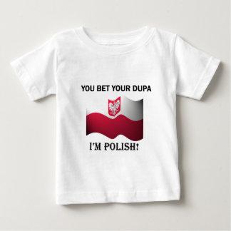 Classic You Bet Your Dupa Baby T-Shirt