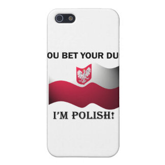 Classic You Bet Your Dupa iPhone SE/5/5s Case