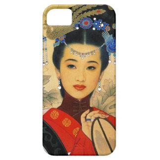 Classic young beautiful chinese princess Guo Jin iPhone 5 Covers