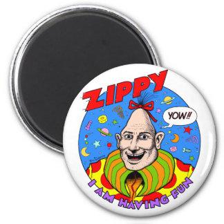 Classic Zippy Magnet