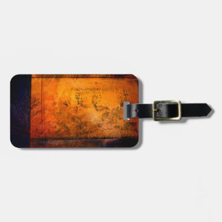 Classical Abstract Artwork Tag For Luggage