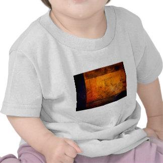 Classical Abstract Artwork Tee Shirt