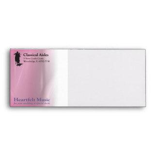 Classical Aisles Business Envelopes