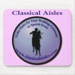 Classical Aisles Mousepad