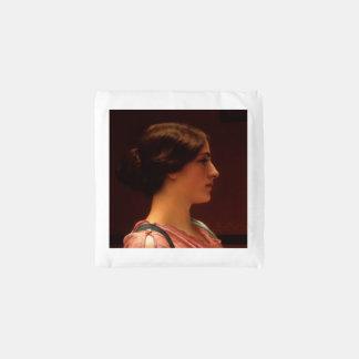 Classical Beauty by John William Godward Reusable Bag