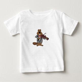 classical beaver baby T-Shirt