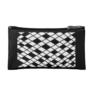 Classical checked bag