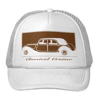 Classical Cruiser rostrot Mesh Hat