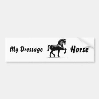 Classical Dressage 15 Bumper Sticker