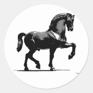 Classical Dressage 15 sticker