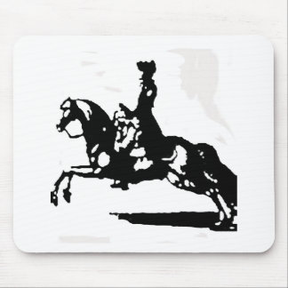Classical Dressage 4 Mouse Pad