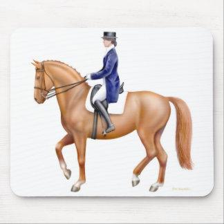 Classical Dressage Horse Mousepad