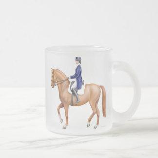 Classical Dressage Horse Mug