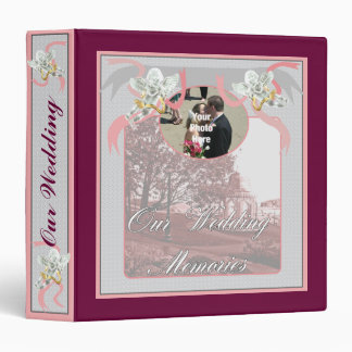 Classical Expressions Memories Album 3 Ring Binder