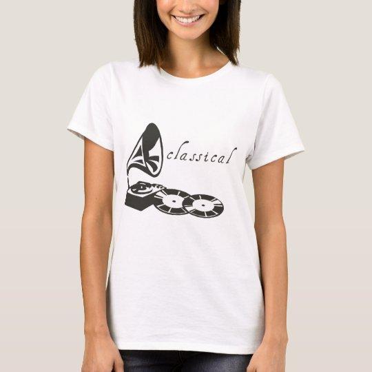 Classical Gramophone T-Shirt