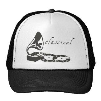Classical Gramophone Trucker Hat