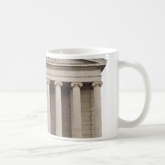 Classical Greek Architecture Coffee Mug
