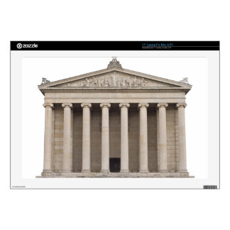 Classical Greek Architecture Laptop Decal