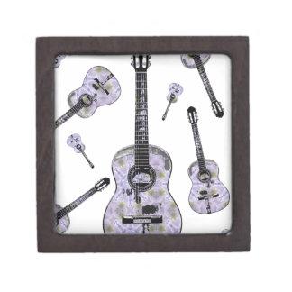 Classical guitar 11.jpg premium trinket box
