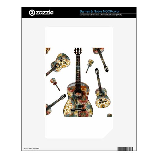 Classical guitar 13.jpg decals for NOOK color