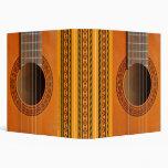 classical guitar binder