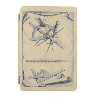 Classical Hand Drafting Tools iPad Mini Cover