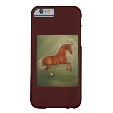 Classical Horse After Stubbs Barely There iPhone 6 Case
