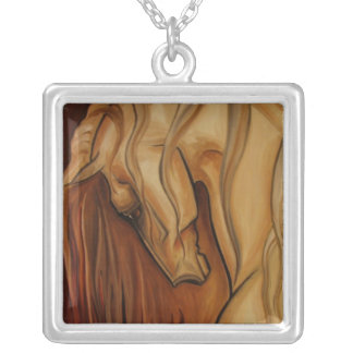 Classical Horse Necklace