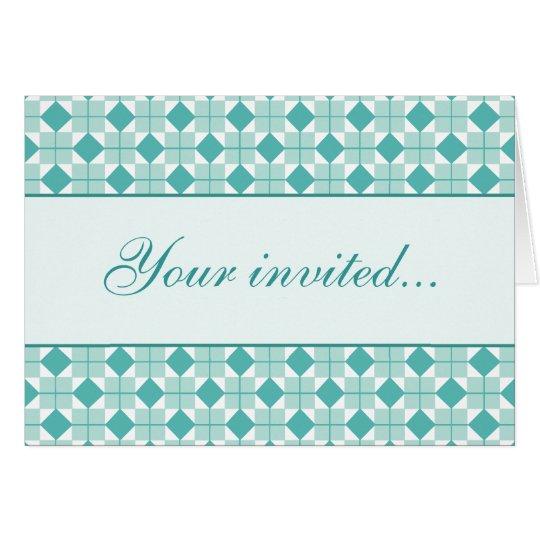 Classical invitation