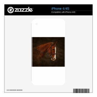 Classical iPhone 4 Decal