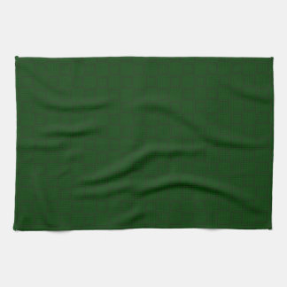 Classical Kitchen towel with green Abstract Design