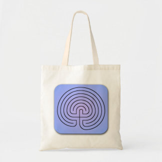 Classical Labyrinth Canvas Bags