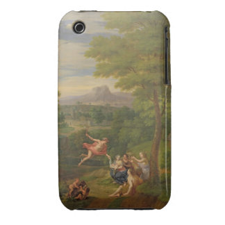Classical Landscape with Mercury Overseeing the Bi iPhone 3 Covers