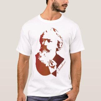 Classical Music Composer Johannes Brahms T-Shirt