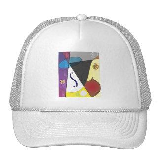 Classical Music Design Trucker Hat