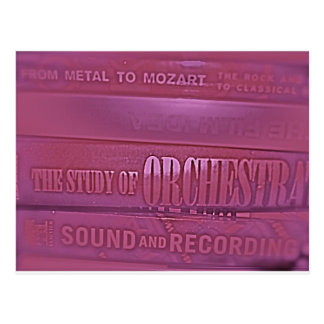 Classical Music Gifts and Music Cards Post Cards