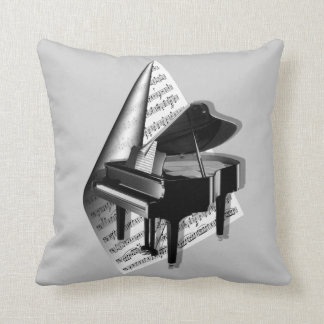 Classical Piano Pillow