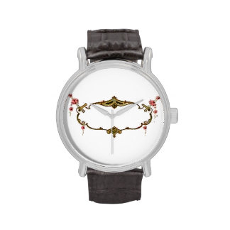 Classically Elegant Vintage Calling Card Wristwatches